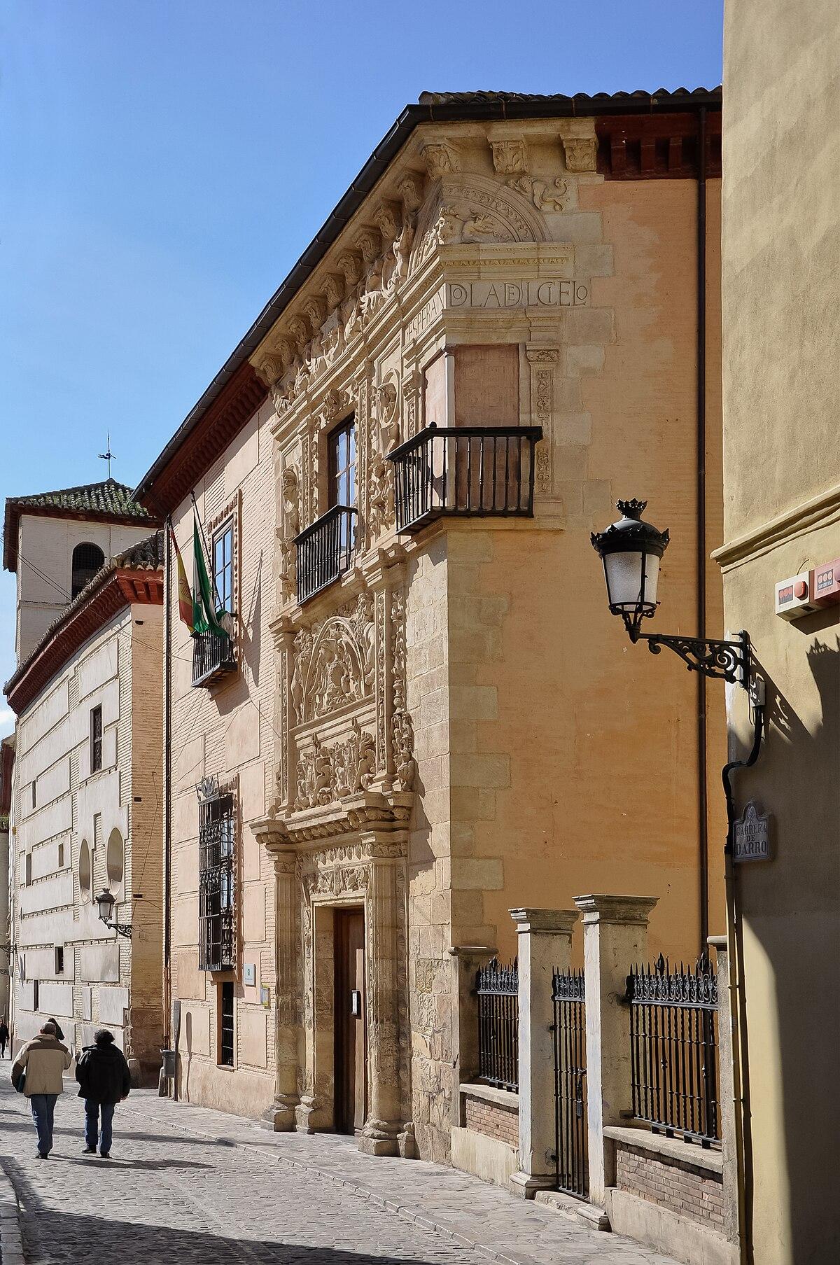 Casa de castril wikipedia la enciclopedia libre for Casa de granada