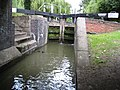 Grand Union Canal, Aylesbury Arm, Hills and Partridges Lock - geograph.org.uk - 902217.jpg