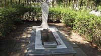 Grave Makbule Atadan, Cebeci Asri Cemetery.JPG