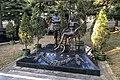Grave of Li Fuchun and Cai Chang at Babaoshan (20191204151553).jpg