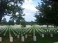 Graves at Arlington National Cemetery 2014.JPG
