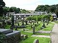 Graveyard, Emmanuel Church, Holcombe - geograph.org.uk - 532203.jpg