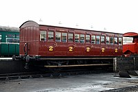 Great Eastern Railway 2nd Class suburban coach (6882388535).jpg