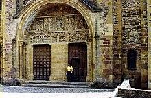 Great door, Conques (Felicity).jpg