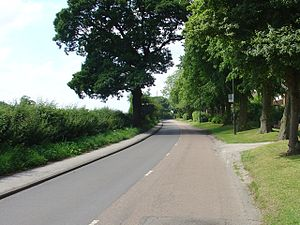Finham - Green Lane, Finham