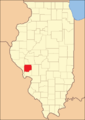 Greene County Illinois 1839.png