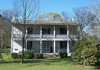 National Register of Historic Places listings in Jackson County, Florida - Image: Greenwood Erwin 01