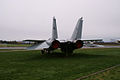 Grumman F-14D Super Tomcat 164343 LRear EASM 4Feb2010 (14589108874).jpg