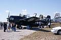 Grumman TBF-1C Avenger FT-28 Taylor LSide TICO 13March2010 (14599452255).jpg
