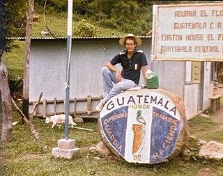 Guatemala–Honduras border international border