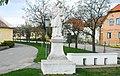 GuentherZ 2011-04-16 0055 Obermarkersdorf Statue Johannes Nepomuk.jpg