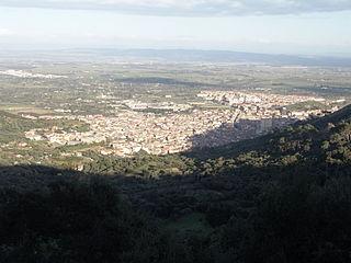 Guspini,  Sardegna, Италия