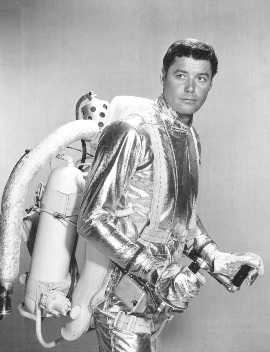 Guy Williams Lost in Space 1965