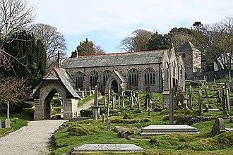 Gwennap - Image: Gwennap Parish Church geograph.org.uk 145630