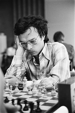 Gyula Sax - Gyula Sax in 1979