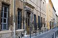 Hôtel de Cariolis, 5 rue Goyrand, Aix-en-Provence, façade.jpg
