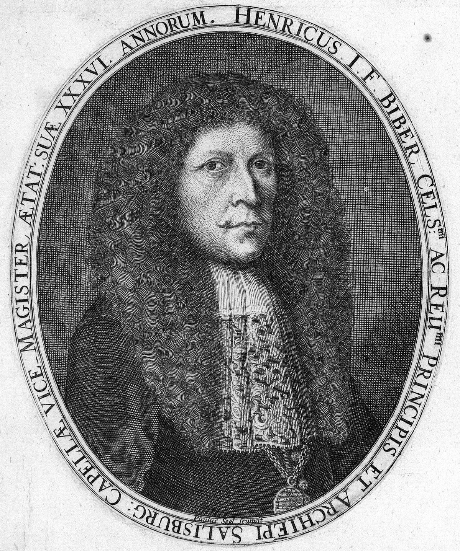 Heinrich Ignaz Franz Biber* Heinrich Biber·, Parley Of Instruments, The - Sonatae Tam Aris, Quam Aulis Servientes
