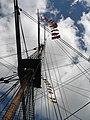 H.M.S. Trincomalee, Hartlepool Maritime Experience - geograph.org.uk - 1605072.jpg