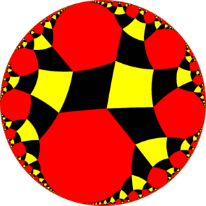Snub tetraapeirogonal tiling - Image: H2 snub 24ia