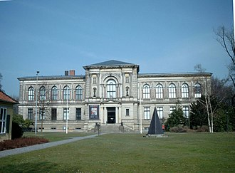 Herzog August Library - Main building of the Herzog August Bibliothek