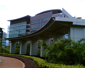 Philips - The Philips building in the Hong Kong Science Park