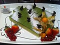 HK CWB 香港怡東酒店 Excelsior Hotel 綠茶慕絲蛋糕 Green Tea Mousse Cake Dec-2011.jpg
