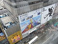 HK Causeway Bay Hysan Place view Hennessy Road SOGO East Point Centre facade CCBank Asia Aug-2012.JPG