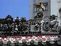 HK Kennedy Town Ching Lin Terrace 魯班先師廟 Lo Pan Temple roof decoration 06.JPG