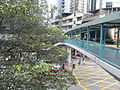 HK TST 漆咸道南 footbridge view Chatham Road South 08.JPG