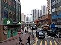 HK tram 21 tour view SKW 筲箕灣道 Shau Kei Wan Road February 2020 SS2 05.jpg