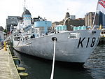 HMCS Sackville (K181) poupe.JPG