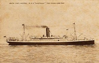 HMHS Lanfranc - SS Lanfranc