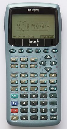 Buy and sell used hp 49g calculator | cash for hp 49g calculator.