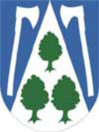 Habrůvka - Image: Habruvka znak
