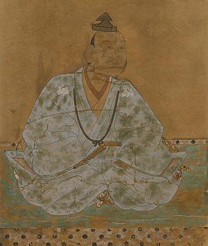 Hachisuka Masakatsu - Portrait of Hachisuka Masakatsu