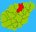 Hainan subdivisions - Chengmai County.png