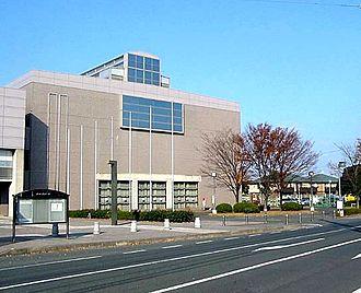2006 FIBA World Championship - Image: Hamamatsu Arena