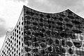 Hamburg, HafenCity, Elbphilharmonie -- 2016 -- 3062 (bw).jpg