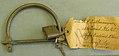 Handle, (for kit bag), padlock and key (AM 1992.135-1).jpg