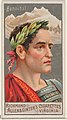 Hannibal, from the Great Generals series (N15) for Allen & Ginter Cigarettes Brands MET DP834776.jpg