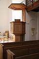 Hans Egedes Kirke Copenhagen pulpit.jpg