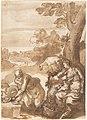 Hans Rottenhammer, Rest on the Flight into Egypt, 1596-1598, NGA 156410.jpg