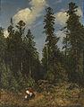 Hans Thoma - Schwarzwaldtannen (1884).jpg