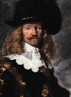 Hans Ulrik Gyldenløve - Hans Ulrik Gyldenløve by Karel van Mander III at the Frederiksborg National Museum