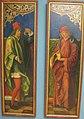 Hans suss von kulmbach, santi cosma e damiano, da altare nella chiesa di s.lorenzo, norimberga, 1507-1508 ca.JPG
