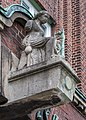 Hansaburg (Hamburg-Hamm).Einfahrt.Skulptur.1.14241.ajb.jpg