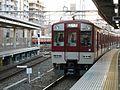 Hanshin Amagasaki Station platform - panoramio (10).jpg