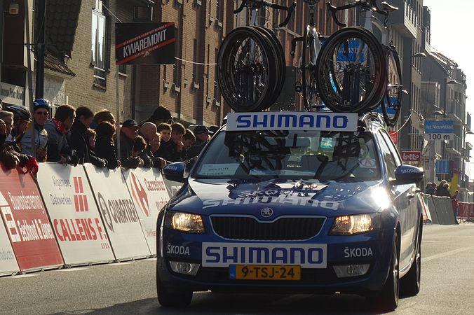 Harelbeke - Driedaagse van West-Vlaanderen, etappe 1, 7 maart 2015, aankomst (A16).JPG
