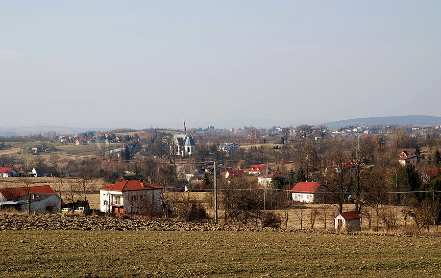 Harklowa, Podkarpackie Voivodeship