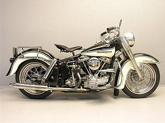 Harley-Davidson FL - 1961 FLH Duo-Glide
